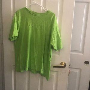 Green & Purple T-shirt's!